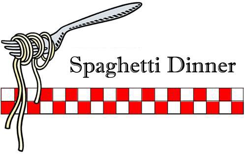 Dad's Club Spaghetti Dinner 9/8